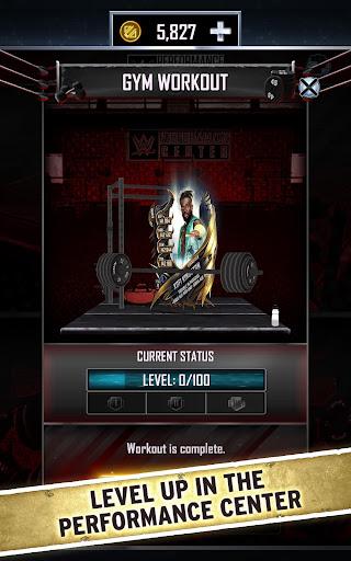 WWE SuperCard – Multiplayer Card Battle Game screenshot 17