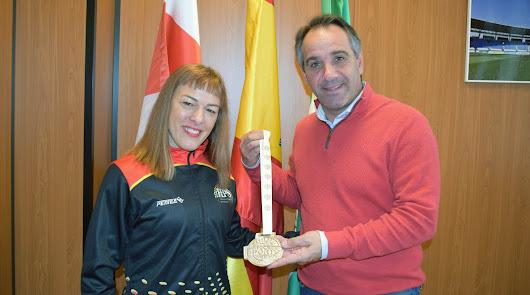 Raquel Ballesta gana la medalla de plata en el Campeonato Mundial de Pole Sport