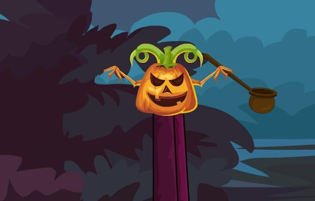 Escape Game Jack-O-Lantern - screenshot