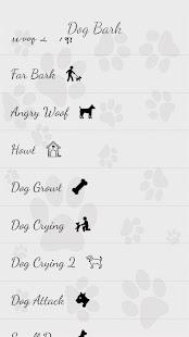 Dog bark - náhled