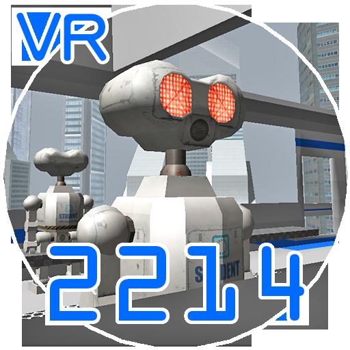 KEY VR City 2214 休閒 App Store-愛順發玩APP