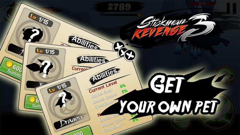 Stickman Revenge 3 - Ninja Warrior - Shadow Fight Screenshot 6