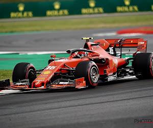 Ferrari is duidelijk de snelste tijdens tweede vrije training in Francorchamps, pech voor Verstappen
