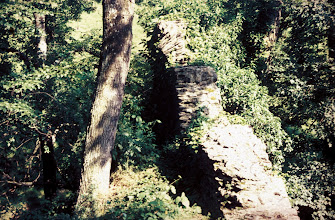 Photo: Abutment of the channel