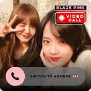 Blackpink Call Me - Call With Blackpink Idol