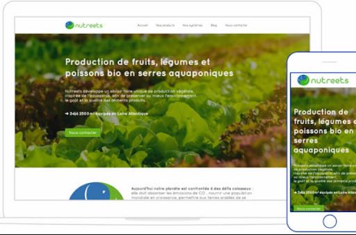 Créer un site web paris