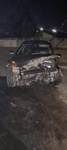 Boxing icon Tete escapes horrific car crash