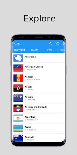 world map atlas 2020 ss3