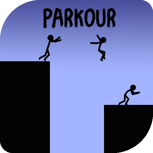 Stickman Parkour Platform Spel (APK) gratis nedladdning för Android/PC/Windows
