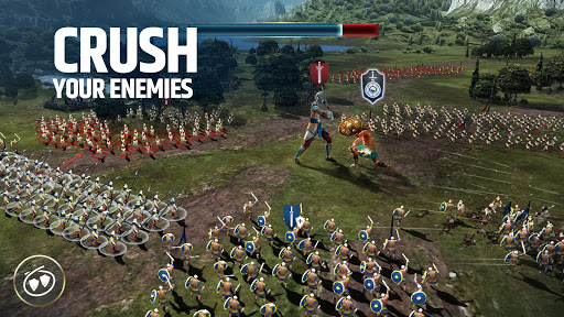 Dawn of Titans - Epic War Strategy Game  screenshots 14
