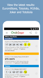 Onde Jogar: Where to play Euromillions in Portugal - náhled