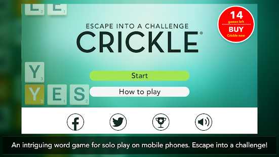 Crickle- screenshot thumbnail