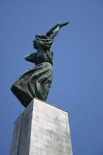 Photo: Budapeszt - statua wolności
