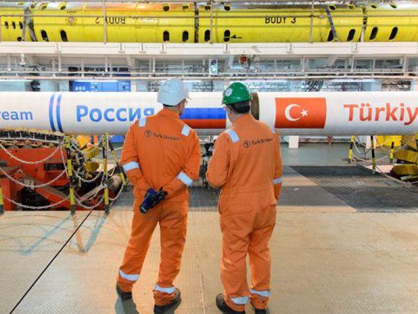 «Газпром» теряет Турцию