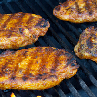 Grilled Moroccan Chicken Recipe
