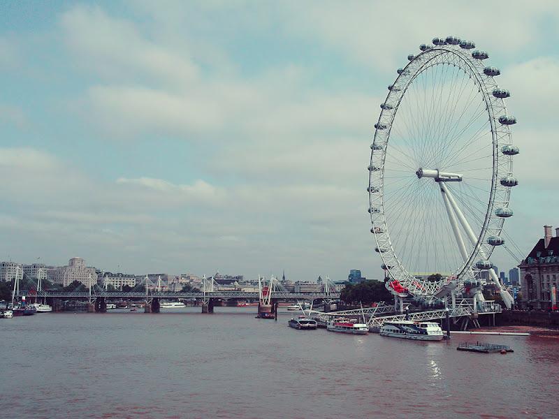 london eye di sabrina arini