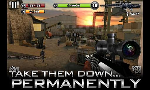CONTRACT KILLER screenshot 5