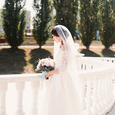 Wedding photographer Yuliya Sitdikova (yuliofotokefir). Photo of 15.08.2016