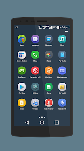 Belle UI Icon Pack v2.0.8