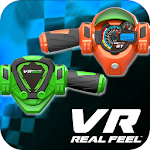 VR Real Feel Motorcycle Icon