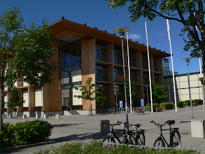 Photo: Univerzita, Knihovna