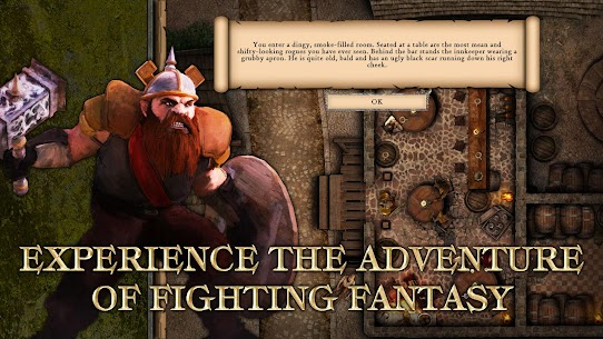 Fighting Fantasy Legends 1.38 Mod + Data for Android 2
