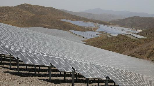 Almería se sitúa como la zona europea con mayor potencial solar