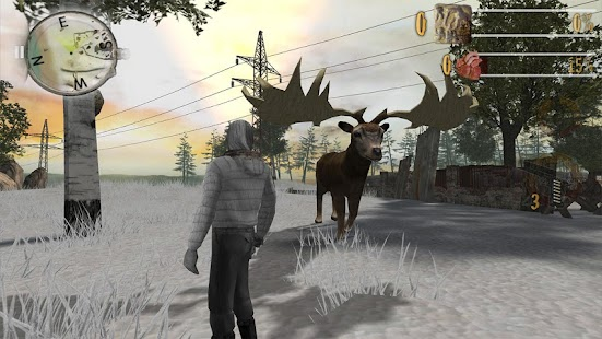 Zombie Fortress : Ice Age- screenshot thumbnail