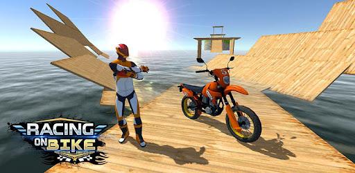 Racing on Bike Free for PC