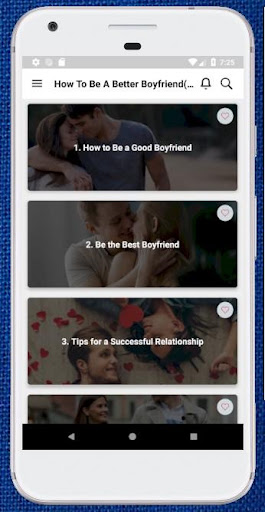 tips to be a better boyfriend