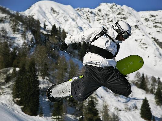 Snowboard di batfabio