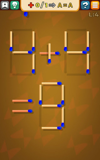 Matches Puzzle Game 1.22 screenshots 12