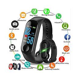 Bratara fitness smartband M3 plus, Bluetooth