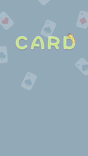 Classic card game screenshot 1