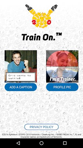 Pokémon Photo Booth screenshot 1