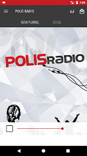 POLIS RADIO- screenshot thumbnail