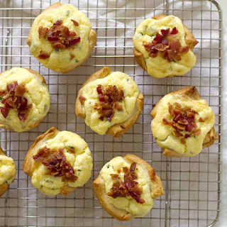 Bacon And Egg Quiche Muffins Recipes