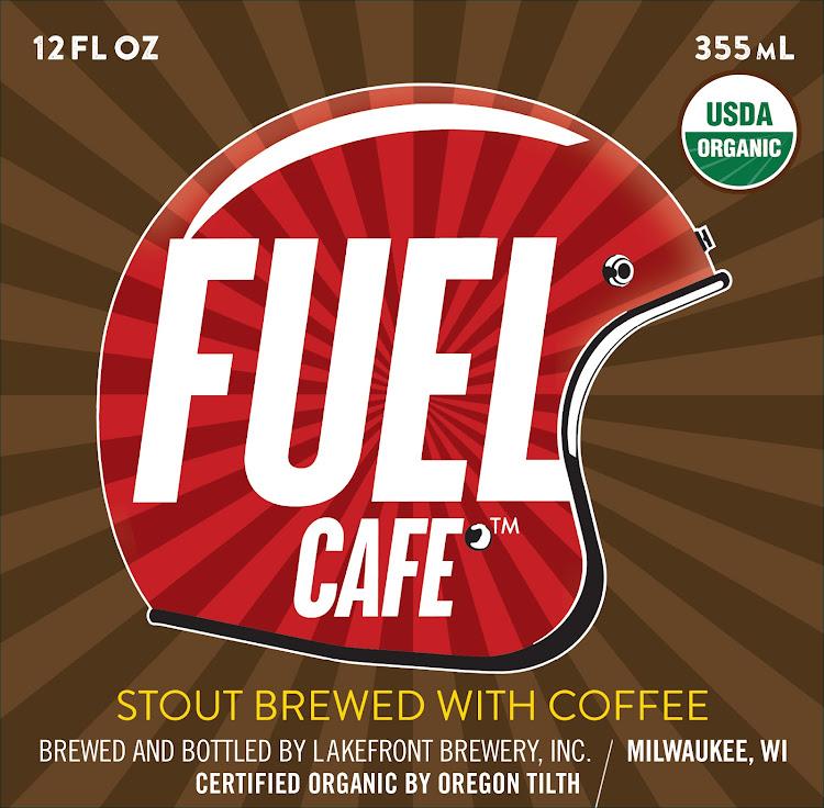 Logo of Lakefront Fuel Cafe