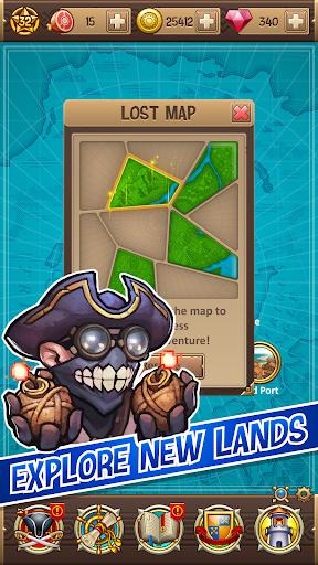 Sea Devils - The Pirate Exploration Game 1.1.33 de.gamequotes.net 3