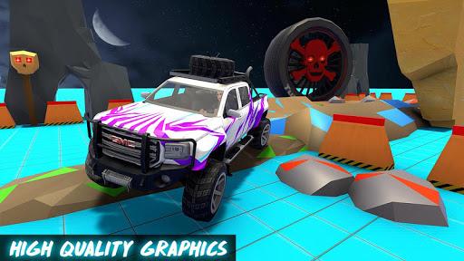 Monster Car vs Trucks: Offroad Trials 1.4 screenshots 1