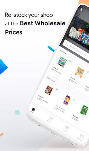 ShopTopUp eCommerce screenshot 1