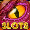 Dragon casino: Fire slots icon