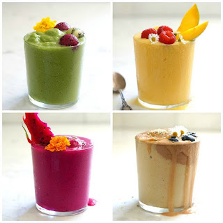 4 Superfood Smoothie Recipes.