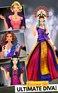 Fashion Diva: Dressup & Makeup APK screenshot thumbnail 7