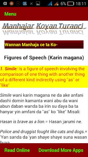 Mu koyi Turanci screenshot 2