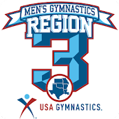 Region 3 Men's Gymnastics
