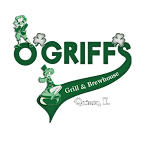 Logo for O'Griff's Grill & Brew House