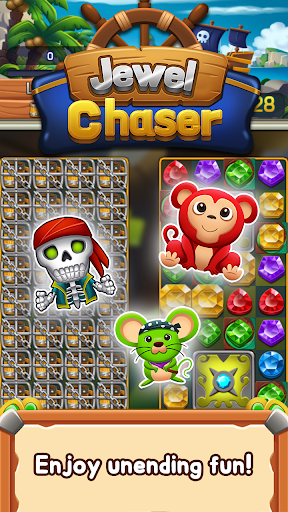 Jewel chaser modavailable screenshots 5