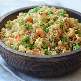 Cauliflower Fried Rice.