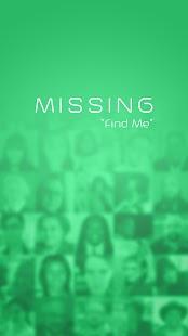 Missing - náhled